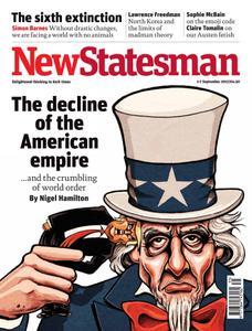 New Statesman - 1 - 7 September 2017