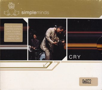 Simple Minds - Cry (2002) Limited Edition [Re-Up]