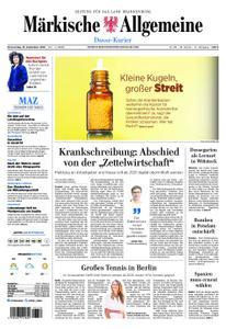 Märkische Allgemeine Dosse Kurier - 19. September 2019