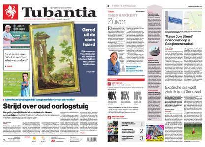 Tubantia - Enschede – 29 augustus 2017