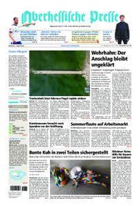 Oberhessische Presse Marburg/Ostkreis - 01. August 2018