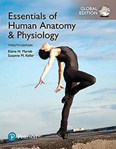 Essentials of Human Anatomy & Physiology plus Pearson Mastering Anatomy & Physiology with Pearson eText
