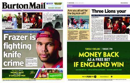 Burton Mail – June 18, 2018