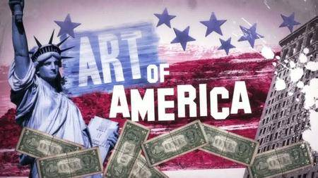 BBC - Art of America (2011)