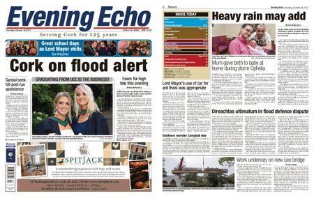 Evening Echo – October 19, 2017