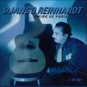 Django Reinhardt - Swing De Paris (4CD Box Set, 2003)