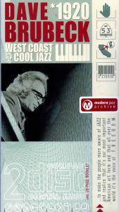 Dave Brubeck - Modern Jazz Archive [Recorded 1946-1982] (2004)