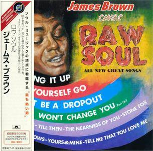 James Brown - Raw Soul (1967) {2003 Polydor/Victor Entertainment/Universal Japan} **[RE-UP]**
