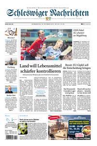 Schleswiger Nachrichten - 18. Oktober 2018