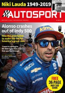 Autosport – 23 May 2019