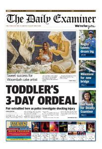 The Daily Examiner - May 23, 2019