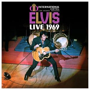 Elvis Presley - Live 1969 (2019) [Official Digital Download 24/96]
