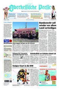 Oberhessische Presse Hinterland - 05. Mai 2018