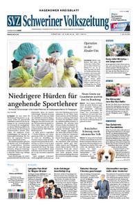 Schweriner Volkszeitung Hagenower Kreisblatt - 18. Juni 2019