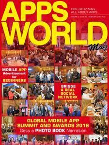 Apps World Mag - February 2016