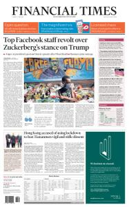 Financial Times USA - June 2, 2020