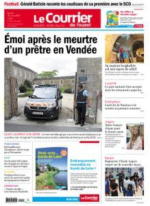 Le Courrier de l'Ouest Angers – 10 août 2021