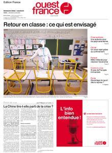 Ouest-France Édition France – 22 avril 2020