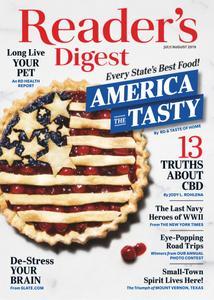 Reader's Digest USA - July 2019
