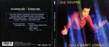 Die Krupps - Volle Kraft Voraus! (2008)