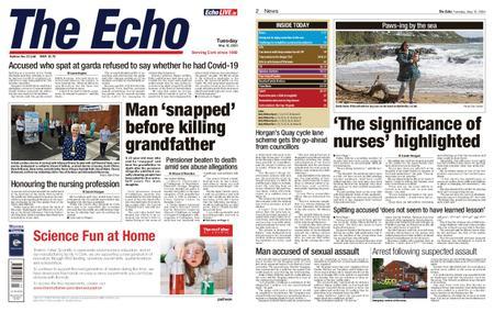 Evening Echo – May 12, 2020