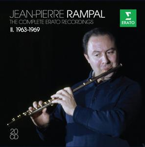 Jean-Pierre Rampal - The Complete Erato Recordings Vol. 2 (1963-1969) (20CD Box Set, 2015)