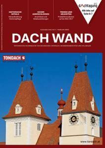 Dach Wand - Nr.1 2017