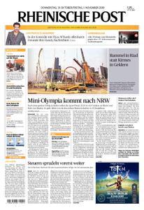 Rheinische Post – 31. Oktober 2019