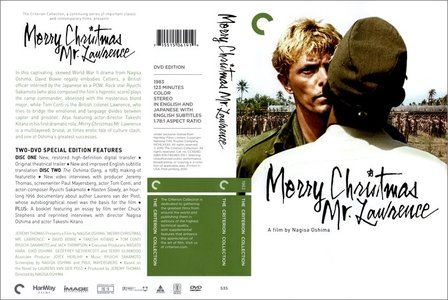 Merry Christmas Mr. Lawrence (1983) [The Criterion Collection #535]