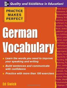 Practice Makes Perfect: German Vocabulary (Repost)