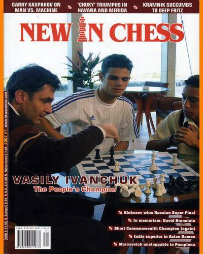 New In Chess Magazine • Issue 01/2007