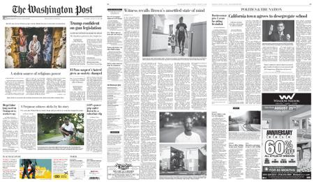 The Washington Post – August 10, 2019