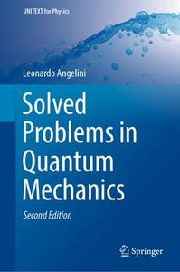 Solved Problems in Quantum Mechanics (Repost)