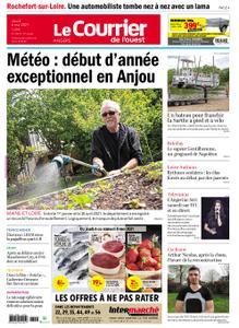 Le Courrier de l'Ouest Angers – 06 mai 2021