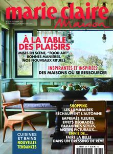 Marie Claire Maison France - octobre 2021