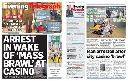 Evening Telegraph First Edition – September 02, 2019