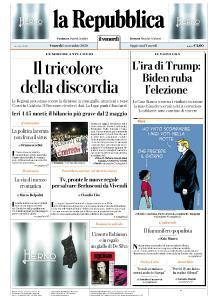 la Repubblica - 6 Novembre 2020
