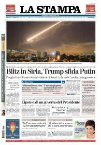 La Stampa Torino Provincia e Canavese - 15 Aprile 2018