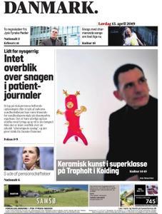 JydskeVestkysten Varde – 13. april 2019