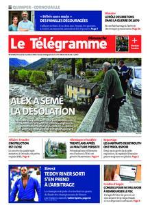 Le Télégramme Ouest Cornouaille – 04 octobre 2020