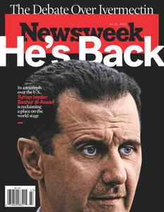 Newsweek USA - October 22, 2021