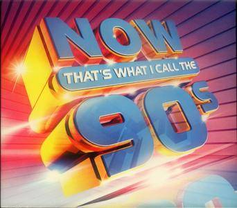 VA - Now That's What I Call The 90s (2014) {3CD Box Set}