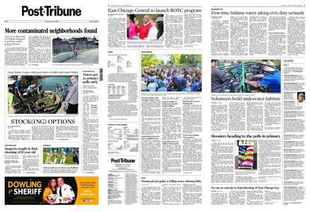 Post-Tribune – May 08, 2018