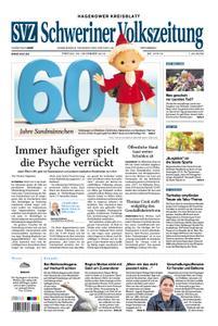 Schweriner Volkszeitung Hagenower Kreisblatt - 22. November 2019