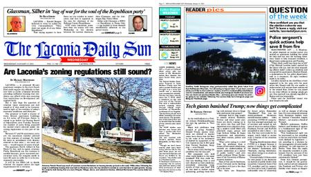 The Laconia Daily Sun – January 13, 2021
