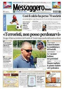 Il Messaggero Veneto - 2 Agosto 2016