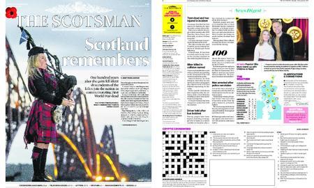 The Scotsman – November 12, 2018