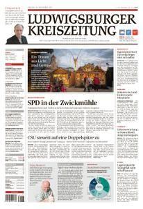 Ludwigsburger Kreiszeitung - 24. November 2017