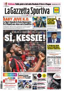 La Gazzetta dello Sport Sicilia – 14 aprile 2019