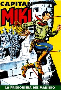 Capitan Miki a colori N.06 – La prigioniera del Maniero (03/2019)